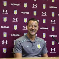 Ex-Chelsea captain Terry inks one-year deal with Aston Villa