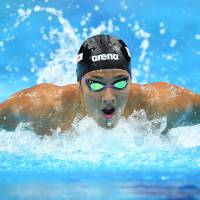 Seto takes bronze in 200 butterfly; Ledecky loses