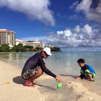Vacationers still flocking to Guam, undeterred by North Korea missile threat