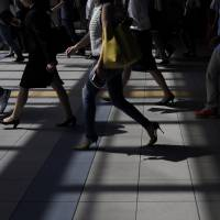 IMF urges Japan to boost foreign, female and elderly labor participation