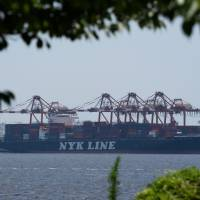 Nippon Yusen cooking up trans-Pacific container ship test in quest to automate shipping