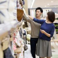 Japan's department stores sales fell 1.4% in July
