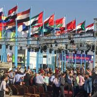 Syria boasts business 'comeback' with international trade fair in Damascus