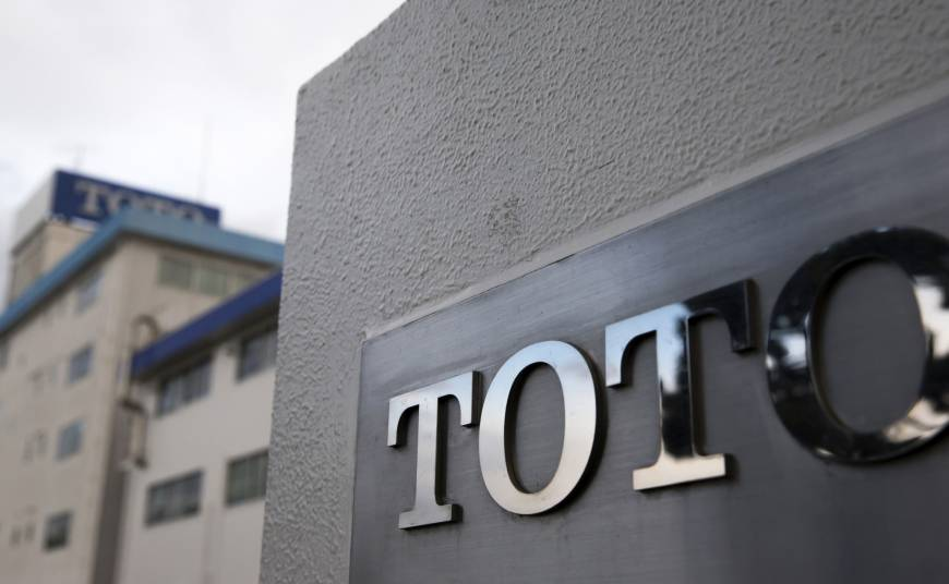Toilet maker Toto eyes recovery in Malaysia by 2019 | The Japan Times