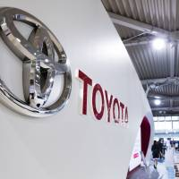 Toyota has unveiled its first environmentally friendly sedan model for sale in Thailand. | BLOOMBERG