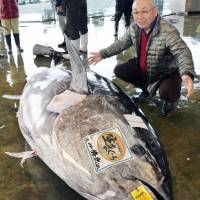 Japan again calls for emergency restrictions on Pacific tuna catches