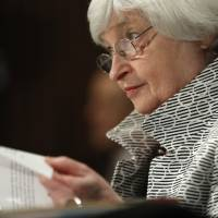 As Yellen and Draghi head to Jackson Hole confab, inflation goals elude on both sides of Atlantic