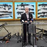 Thousands of guns handed over in Australia amnesty