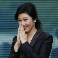 Yingluck ditched phones, changed vehicles before escape, Thai Army chief believes