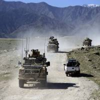 Trump studying options for new approach to Afghan war