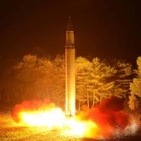 Air France jet passed area where North Korean ICBM flew minutes later: report