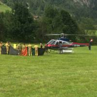 Alps accidents claim eight mountaineers, including two roped-together groups