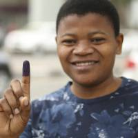Defense chief seen in lead as poverty-, corruption-rife Angola votes for first new president in 38 years