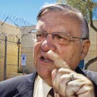 Trump reportedly considered shutting down case against anti-immigrant sheriff Arpaio