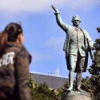 Australia's Turnbull says changing statues and rewriting history is 'Stalinist'