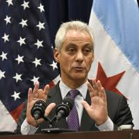 Chicago to file federal suit Monday over Trump threat to withhold funds for sanctuary cities