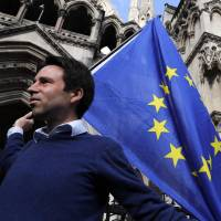 Britain outlines plans to break free of European Court after Brexit
