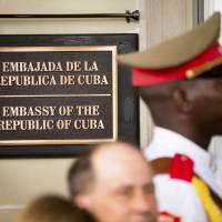 U.S. diplomats' hearing loss in Cuba blamed on covert sonic device