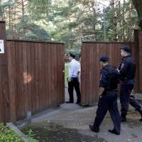 U.S. Embassy in Moscow locked out of diplomatic dacha, told it lacked permits
