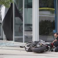 Stunt driver dies in motorcycle crash while filming 'Deadpool 2' in Vancouver