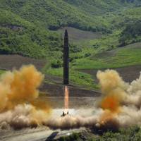 U.S.-North Korea crisis tests Cold War's nuclear deterrence doctrine
