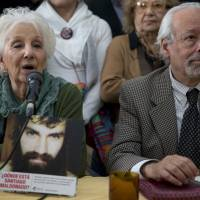 Campaigners allege Argentina indigenous Mapuche man was 'forcibly disappeared'