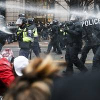 U.S. prosecutors try to force firm to turn over website records linked to Inauguration Day protests