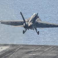 U.S. Navy reports another close call with Iran drone