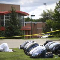 Minnesota mosque for Somalis bombed; no injuries