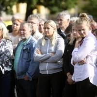 Finland observes silence in honor of stabbing victims, quizzes wounded suspect