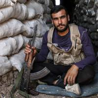 Syrian Army takes last Islamic State-held town in Homs province