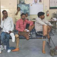 Low-cost prostheses give thousands of Indians chance to lead near-normal lives