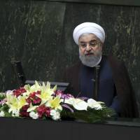 Iran could quit nuclear deal in 'hours' and at higher level if U.S. levels new sanctions: Rouhani