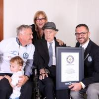 Israeli Holocaust survivor and world's oldest man dies at age 113