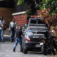 Maduro threatens dissidents with prison as 'truth commission' probes opposition over violent protests