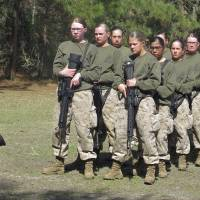 Marines may send women to West Coast for combat training in bid to quash rash of sexism