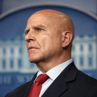 White House intrigue rages as Bannon-led camp seen trying to oust McMaster