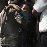 Mexico police rescue 126 Central American migrants packed into truck