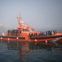 Spain rescues over 600 migrants coming from Morocco by sea in 24 hours