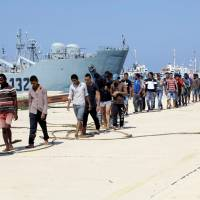 U.N.: Migrants in Libya should be freed immediately, are being subjected to 'extreme violence'
