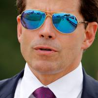 Dead wrong: Harvard apologizes for saying  in alumni directory that Scaramucci had passed away