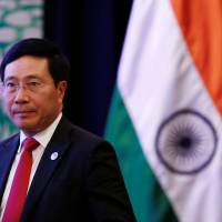 Meeting between Chinese, Vietnamese ministers canceled amid South China Sea tensions