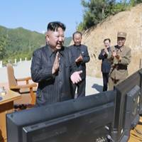 Kim Jong Un sees missile crisis as win-win whether North Korea launches or not