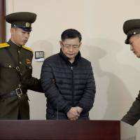 Canadian officials in North Korea to discuss imprisoned pastor