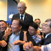 Toronto-area church welcomes home pastor freed from North Korean prison on 10 minutes' notice