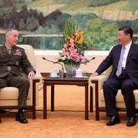 Top U.S. military officer says war would be 'horrific' but North Korea nukes 'unimaginable'