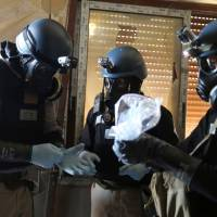 Shipments from North Korea to Syria's chemical arms agency intercepted: U.N. report