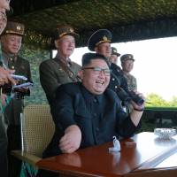 North Korea launches three short-range missiles after nearly monthlong hiatus, U.S. says
