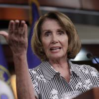 Pelosi seeks legislation to remove Confederate statues from Capitol, challenges Ryan to back it