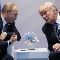Pew poll finds citizens of many U.S. allies trust Putin more than Trump to do the right thing